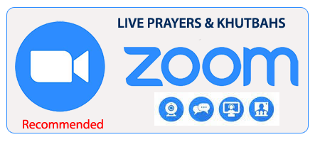 zoom banner eid prayer